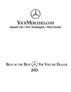 Presenting Sponsor - Mercedes